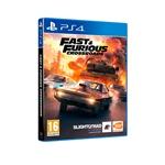 Sony PS4 Fast amp Furious Crossroads � Videojuego