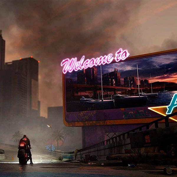 Sony PS4 Cyberpunk 2077 Edicin Coleccionista  Videojuego