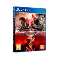 Sony PS4 Tekken 7 + Soul Calibur VI - Videojuego