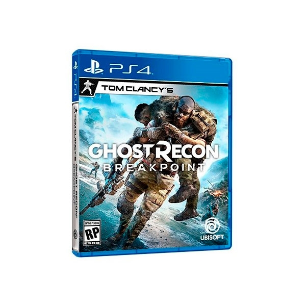 Sony PS4 Ghost Recon Breakpoint - Videojuego