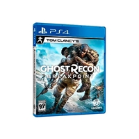 Sony PS4 Ghost Recon Breakpoint  Videojuego