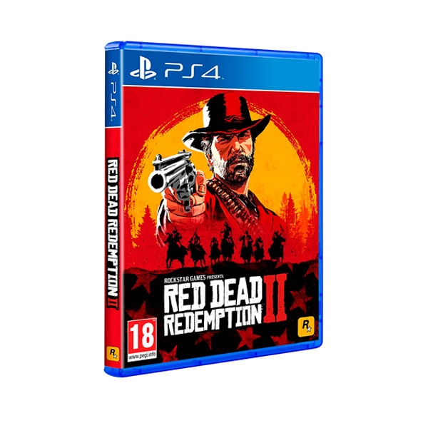 Sony PS4 Red Dead Redemption 2  Videojuego