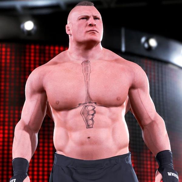 Sony PS4 WWE 2K20  Videojuego