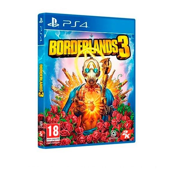 Sony PS4 Borderlands 3  Videojuego