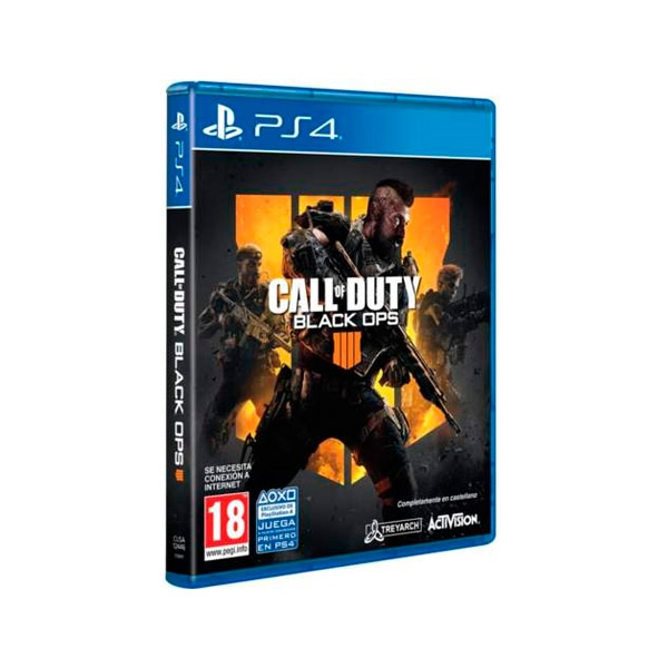 Sony PS4 Call of Duty: Black Ops 4 - Videojuego