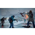 Sony PS4 World War Z  Videojuego