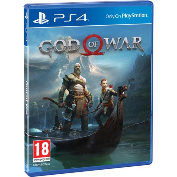 Sony PS4 God of War  Videojuego