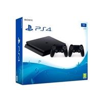 Sony PS4 1TB Slim + 2 mandos - Consola
