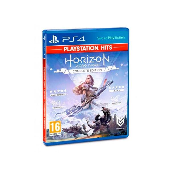 Sony PS4 Slim 1TB + Horizon + Uncharted 4 + The last of us