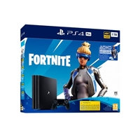 Sony PS4 Pro 1TB + FORTNITE - Videoconsola