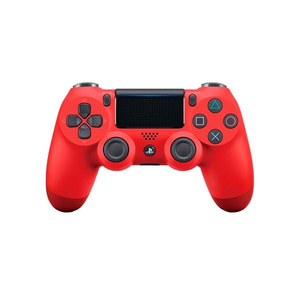 Sony PS4 mando DualShock 4 V2 RojoNegro  Gamepad