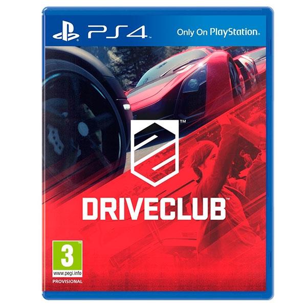 Sony PS4 Driveclub – Videojuego