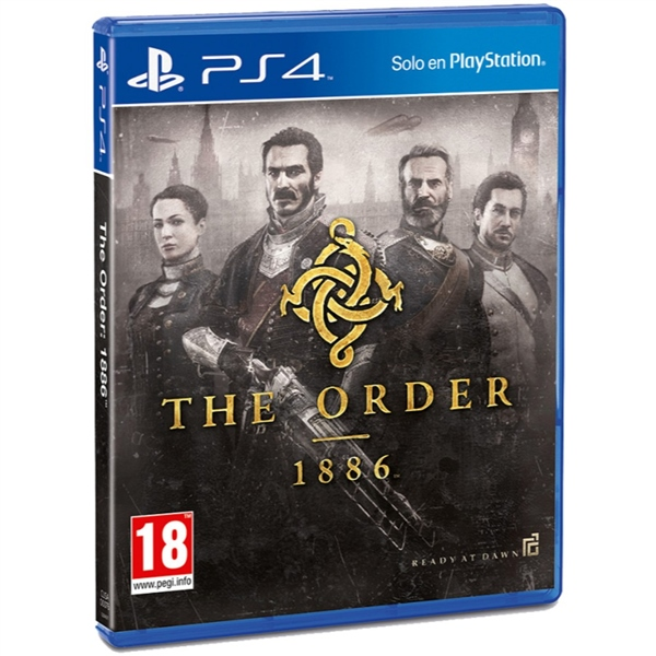 Sony PS4 The Order 1886  Videojuego