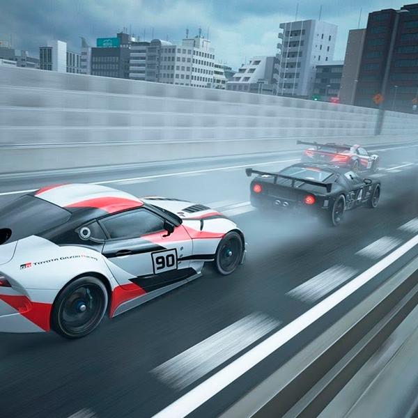 Sony PS4 Gran Turismo Sport Spec II  Videojuego