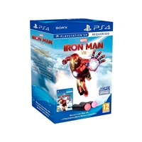Sony PS4 Marvel Ironman VR con 2 Twin Pack - Juego Bundle
