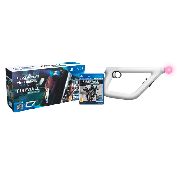 Sony PS4 VR Firewall + Aim Controller - Videojuego