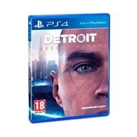 Sony PS4 Detroit Become Human  Videojuego