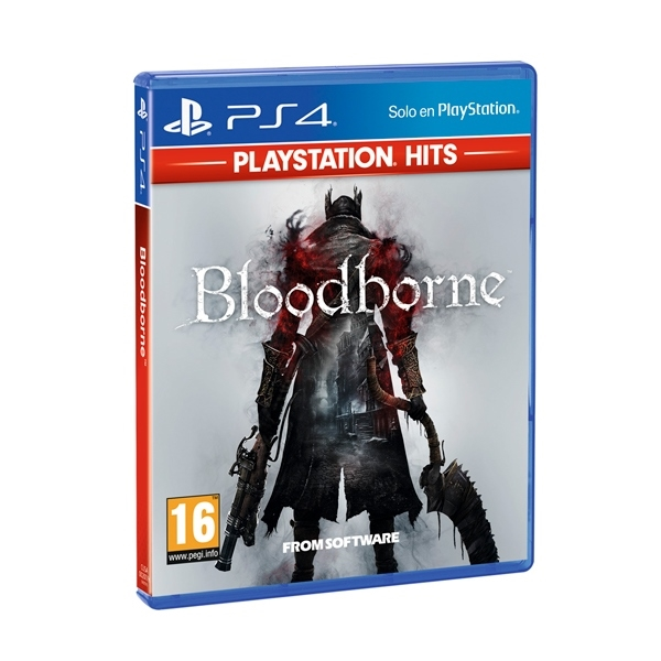 Sony PS4 Bloodborne Hits  Importación Europea
