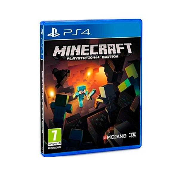 Sony PS4 Minecraft - Videojuego