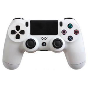 Sony PS4 mando DualShock 4 V2 Blanco Glaciar  Gamepad