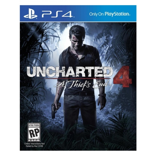 Sony PS4 Uncharted 4 – Videojuego