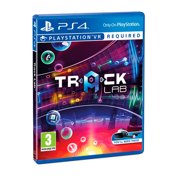 Sony PS4 VR Track Lab - Videojuego