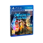 Sony PS4 Concrete Genie - Videojuego