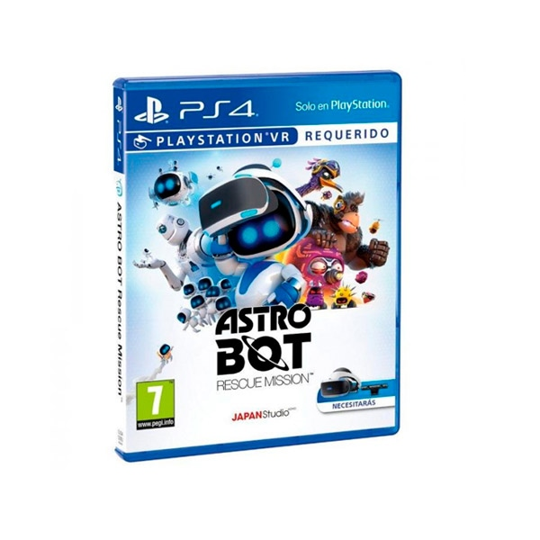 Sony PS4 Astro Bot Rescue Mission  Videojuego