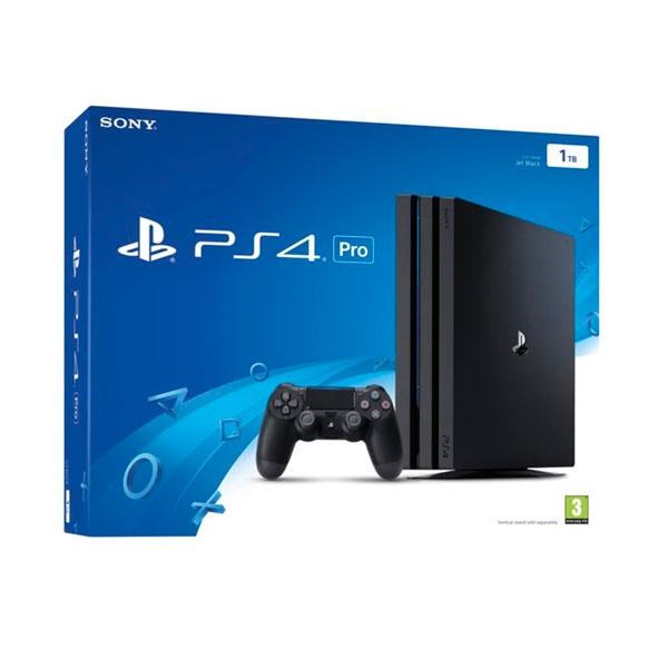 Sony PS4 Pro 1TB Negra - Consola