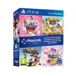 Sony PS4 Pack 4 Juegos para Playlink - Videojuego