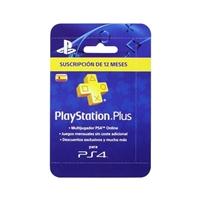 Sony PS4 Tarjeta PS Plus 365 días