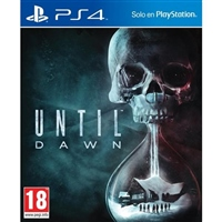 Sony PS4 Until Dawn – Videojuego