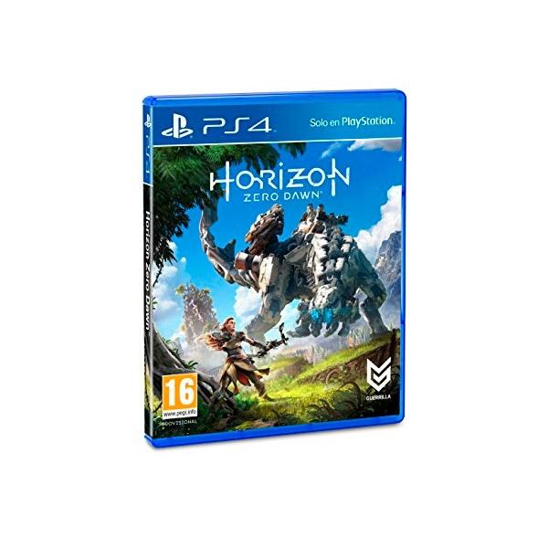SONY JUEGO PS4 HORIZON ZERO DAWN
