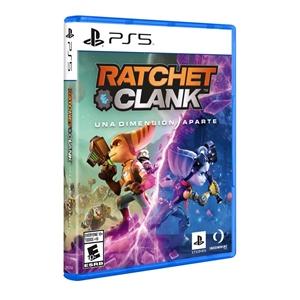 Sony PS5 Ratchet amp Clank Una dimensión aparte  Videojuego