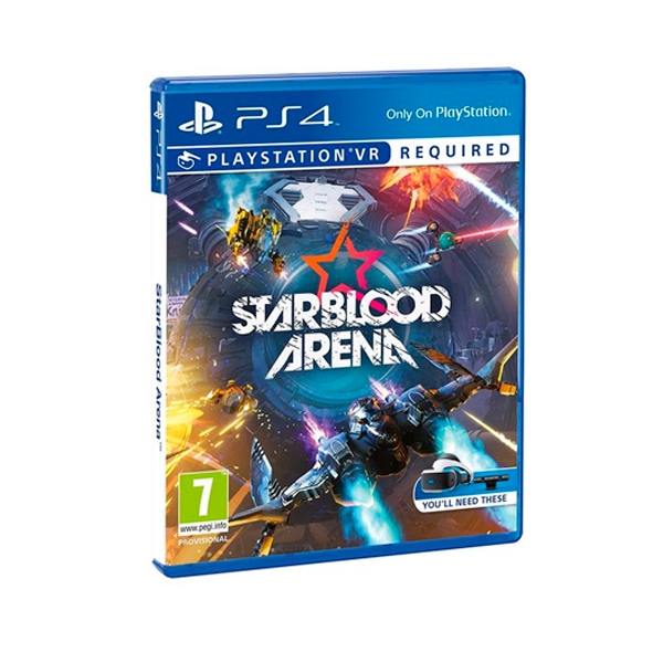 Sony PS4 Starblood Arena VR  Videojuego