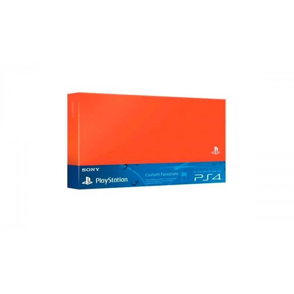 Sony PS4 Cubierta Naranja para la consola - Accesorio