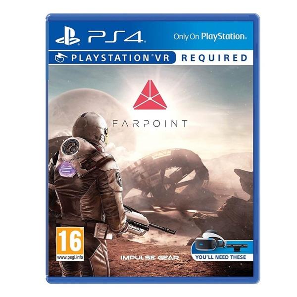 Sony PS4 Farpoint VR  Videojuego