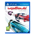 Sony PS4 Wipeout Collection - Videojuego