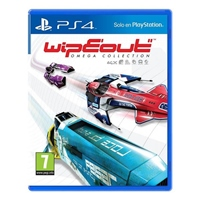 Sony PS4 Wipeout Collection  Videojuego