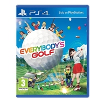 Sony PS4 Everybody's Golf – Videojuego
