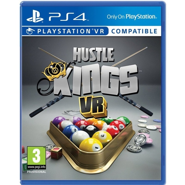 Sony PS4 Hustle Kings VR  Videojuego