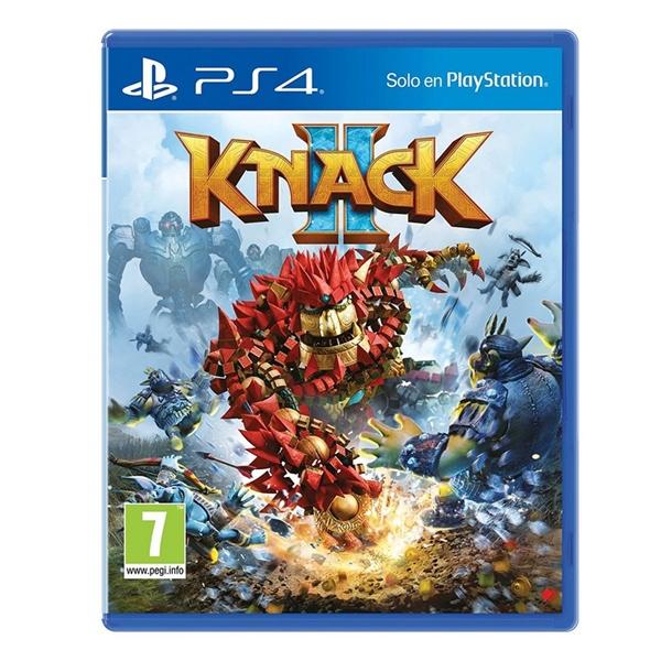 Sony PS4 Knack 2 – Videojuego