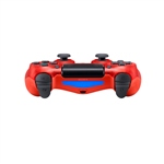Sony PS4 mando DualShock 4 V2 Crystal Red - Gamepad