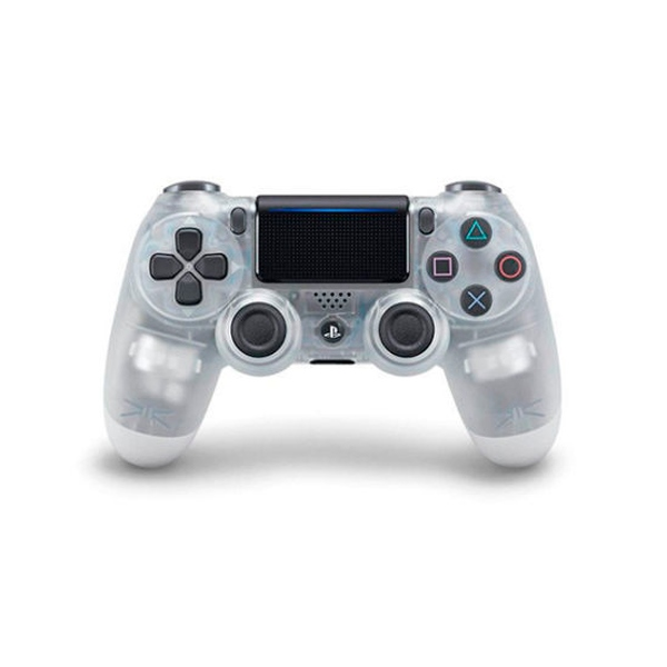 Sony PS4 mando DualShock 4 V2 Crystal White - Gamepad