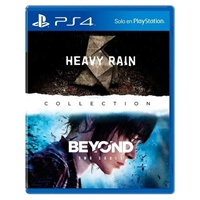 Sony PS4 Heavy Rain + Beyond: Dos Almas – Videojuego