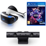 Sony Playstation VR + Cámara + VR Worlds – Gafas de RV