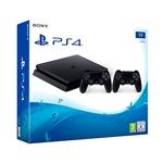 Sony PS4 Slim 1TB + 2 Mandos Dualshock V2 - Consola