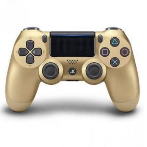 Sony PS4 mando DualShock 4 V2 Dorado  Gamepad