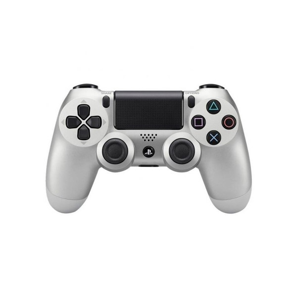 Sony PS4 Dualshock Plateado V.2 – Gamepad