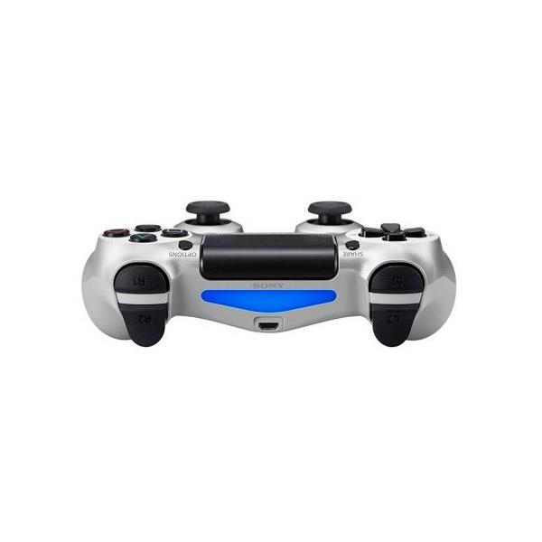 Sony PS4 mando DualShock 4 V2 Silver - Gamepad